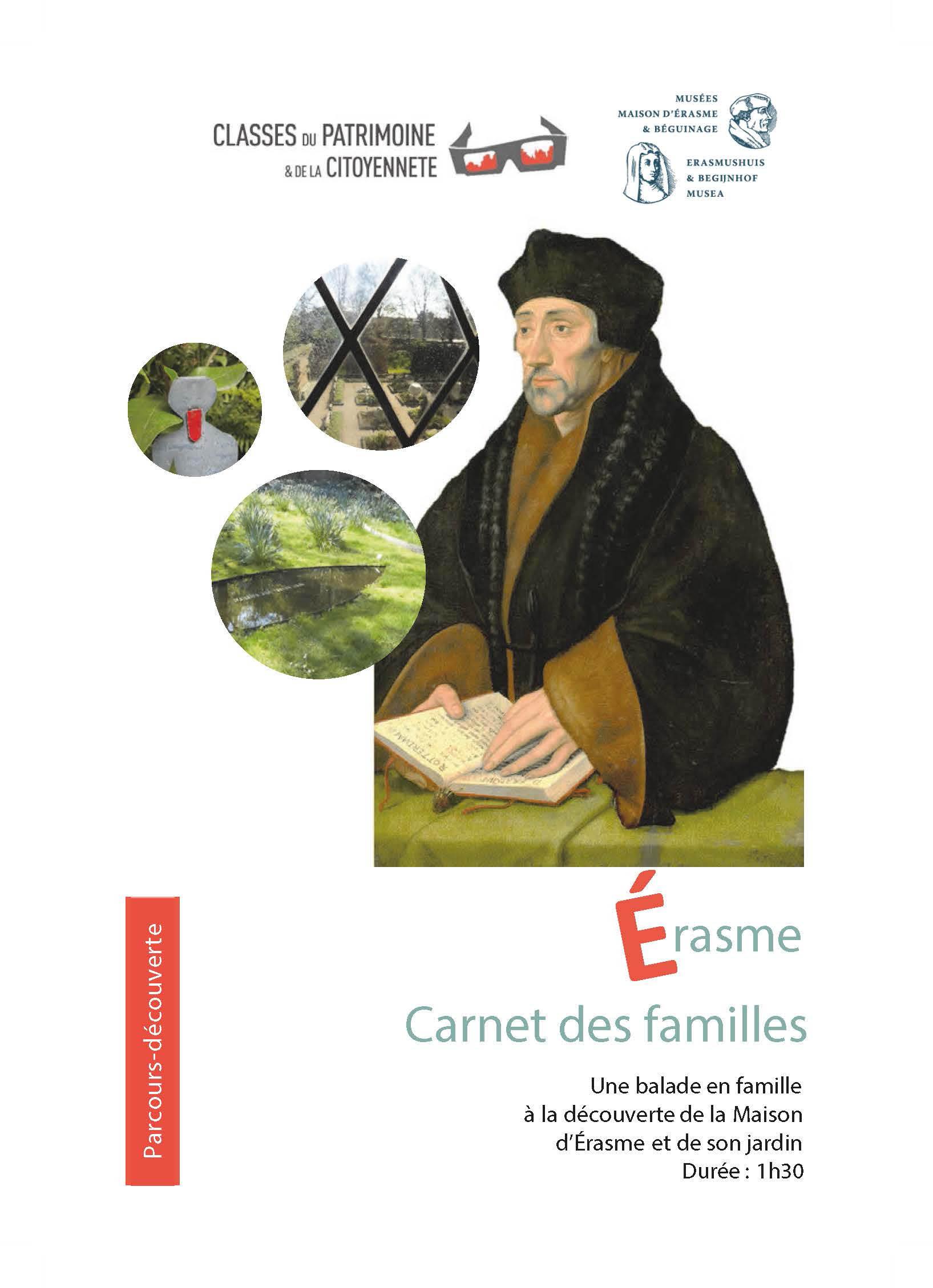 Le carnet des familles - cover